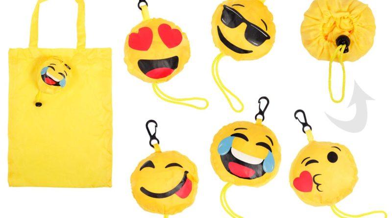 Emoji Tasche