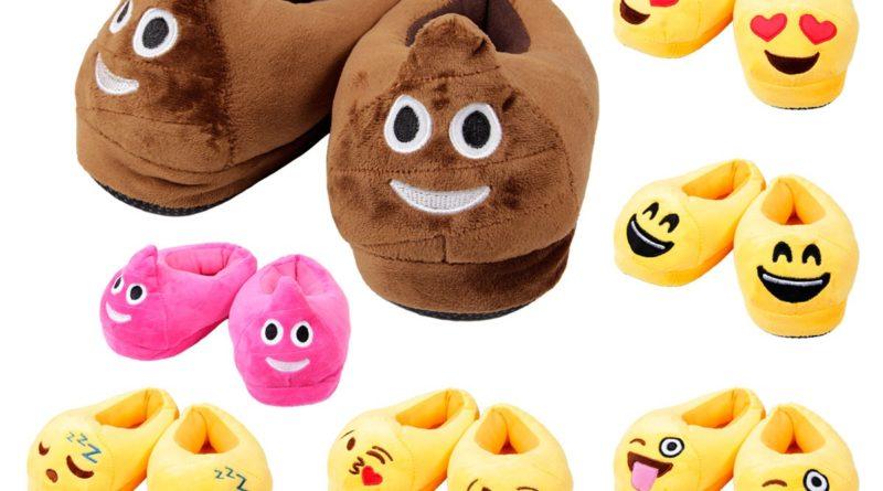 emoji-hausschuhe